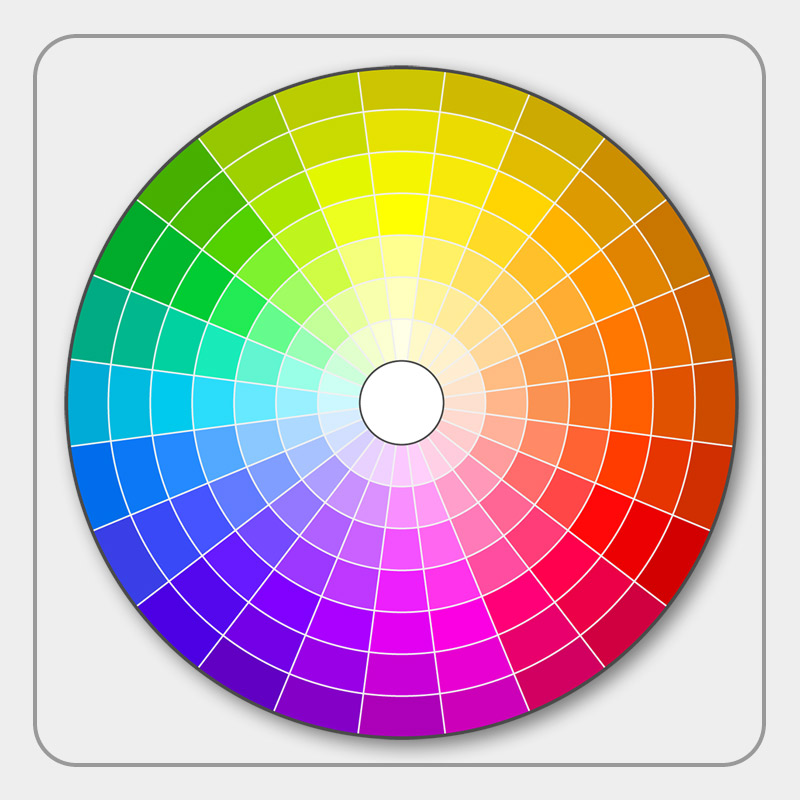 Infographie montr al la th orie des couleurs - Couleur plinthe ...