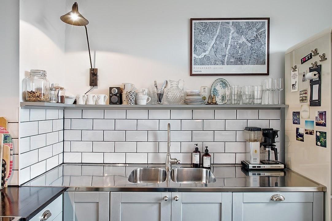 cool chic style attitude: cucina & soggiorno - Design Soggiorno Pranzo 2