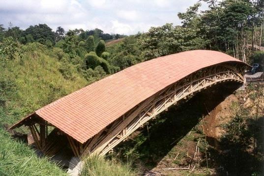 construção bambu blog usimak