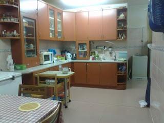 my kitchen queen layout dapur yg baru
