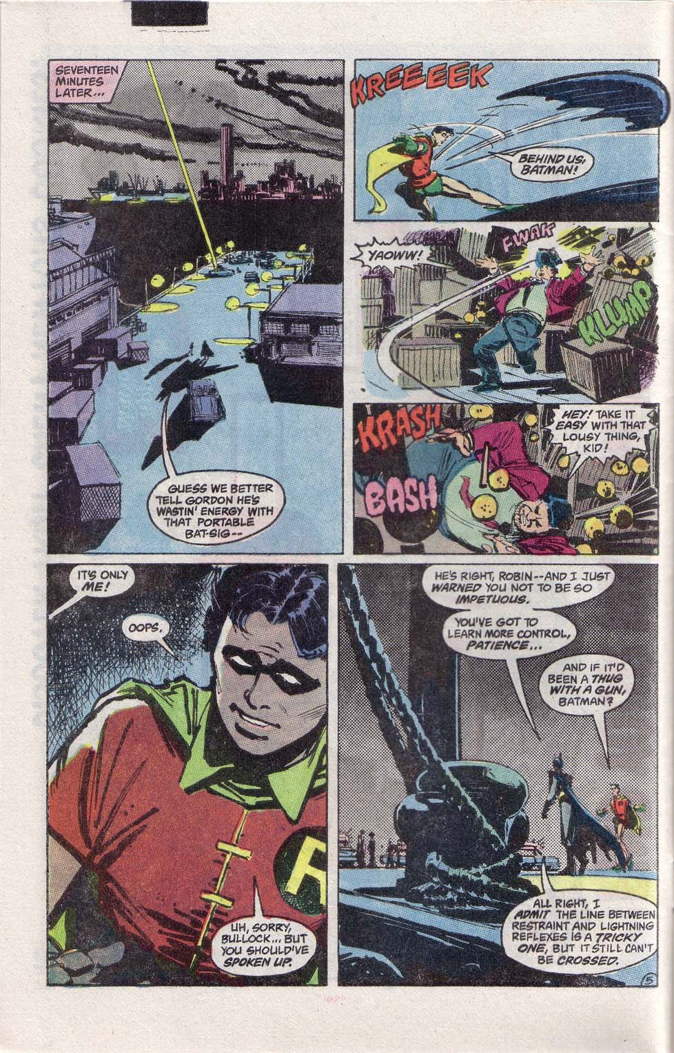 Detective Comics (1937) Issue #554 Page 7