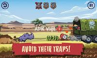 WWF Rhino Raid v1.0.1 APK: game vui nhộn cho android