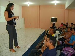 Evento - Aula inaugural do Projeto de Inclusão Sócio Digital Beberibe