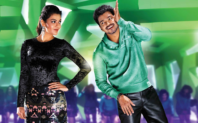 Jilla Telugu Movie HD Stills | Vijay | Kajal Aggarwal
