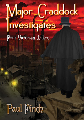 Major Craddock Investigates: Four Victorian Chillers