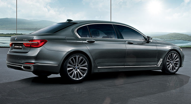 New BMW 730i Now Shares MINIs 20L 4 Cylinder In Turkey China
