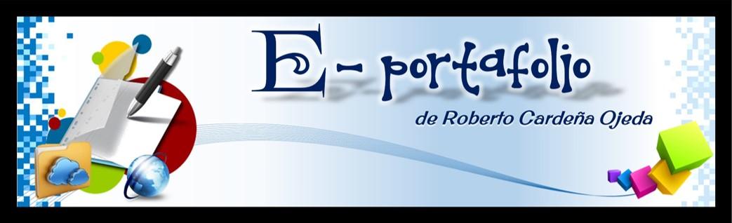 E-portafolio de Roberto Cardeña