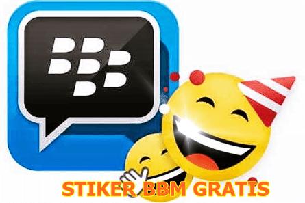 Cara Mudah Mendapatkan Stiker BBM Android Gratis