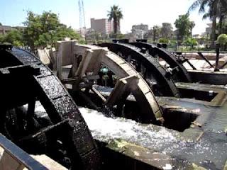 Kincir Air Tinggalan Nabi Yusuf Ini Hasilkan Bunyi Seakan akan Azan