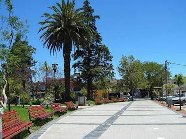 Plaza de Deán Funes