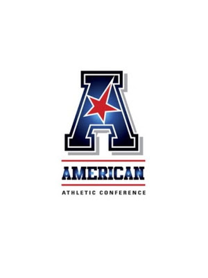 American Athletic Conference unleashes new logo.