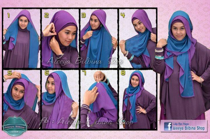 Cara Cara Pakai Jilbab Cara Memakai Jilbab Modern Cara 1  Hot Girls Wallpaper