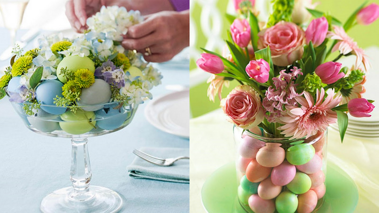 Spanglish chic easter ideas ideas para celebrar pascua for Decoracion de pascua