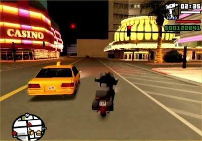 تحميل لعبة جاتا سان اندرس مجانا GTA San Andreas