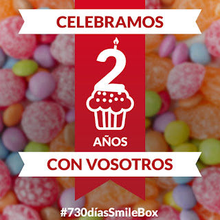 2º aniversario smilebox