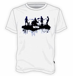 koszulka Rock band