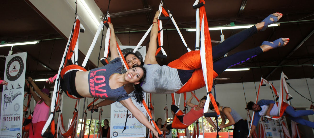 yogaaereo.com.mx
