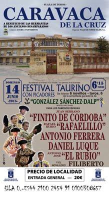 FESTIVAL CARAVACA