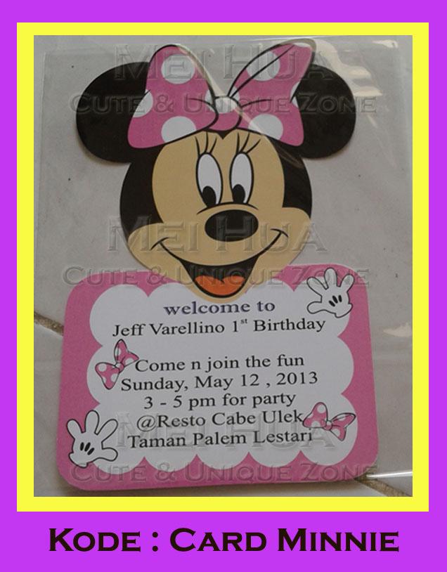 Kartu Undangan Ulang Tahun Anak...