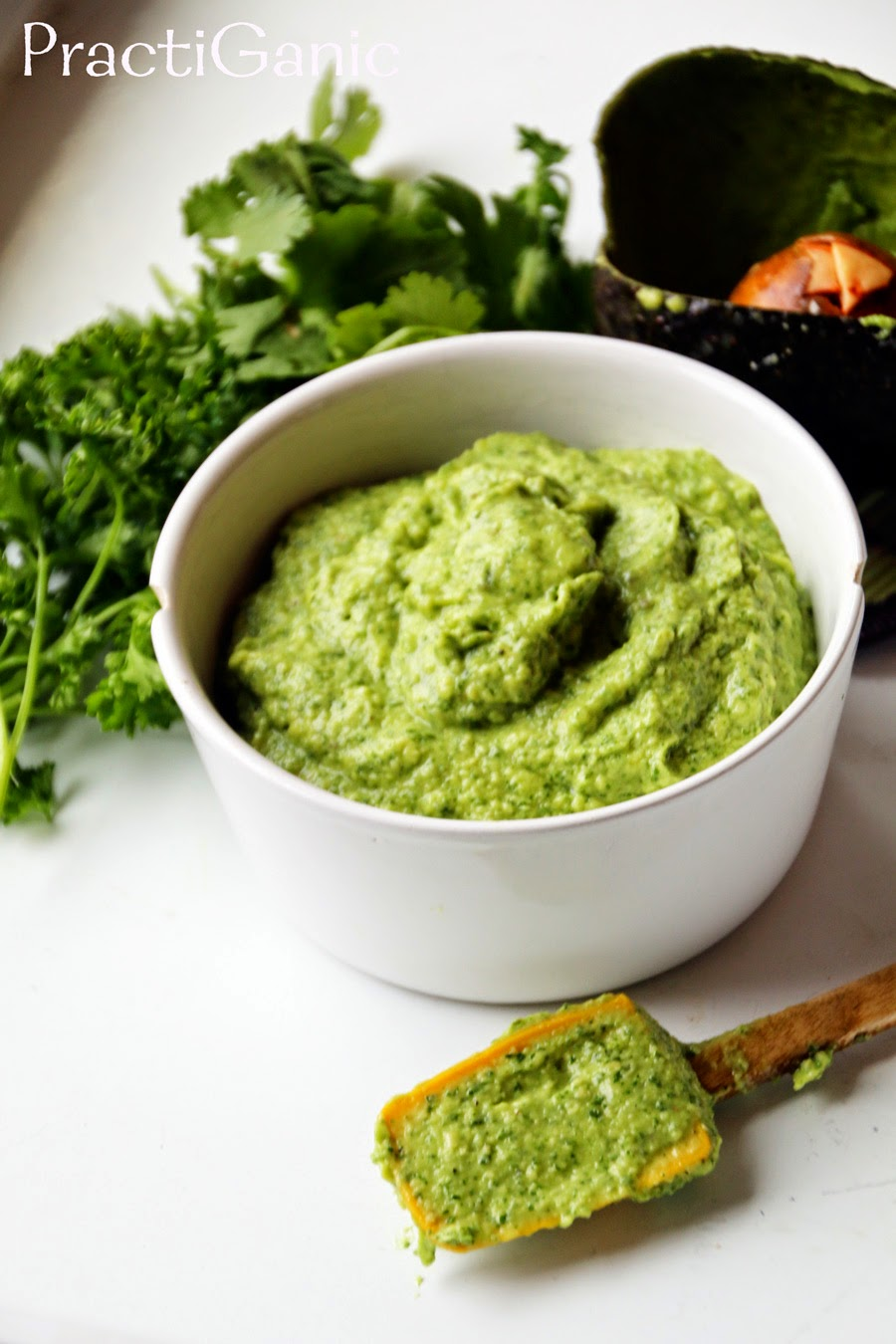Avocado Herb Dressing