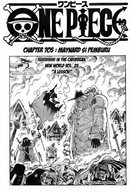 "Download Komik One Piece Chapter 705 ""Maynard Si Pemburu"" Bahasa Indonesia"