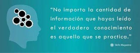 Que información recibiste?