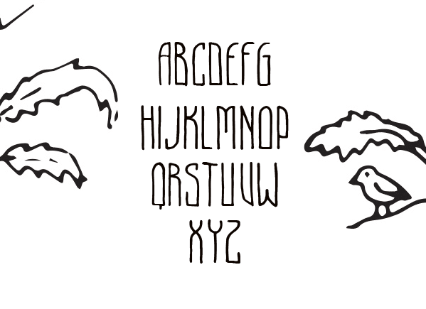 beryozki Free Font