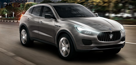 maserati kubang photos du suv de luxe infos live. Black Bedroom Furniture Sets. Home Design Ideas