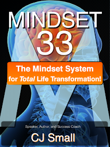 Cj's New Mindset 33 Book