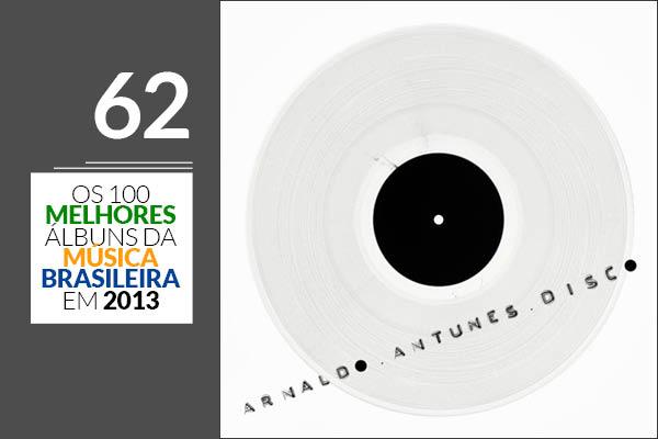 Arnaldo Antunes - Disco