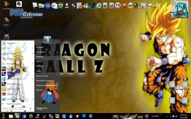 Themes Anime Windows