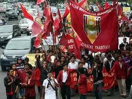 aktivis Ikatan Mahasiswa Muhammadiyah