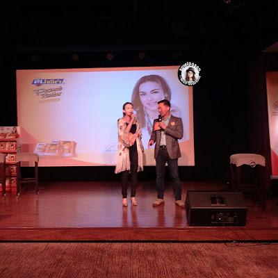 Rianti Cartwright, brand ambassador Julie's