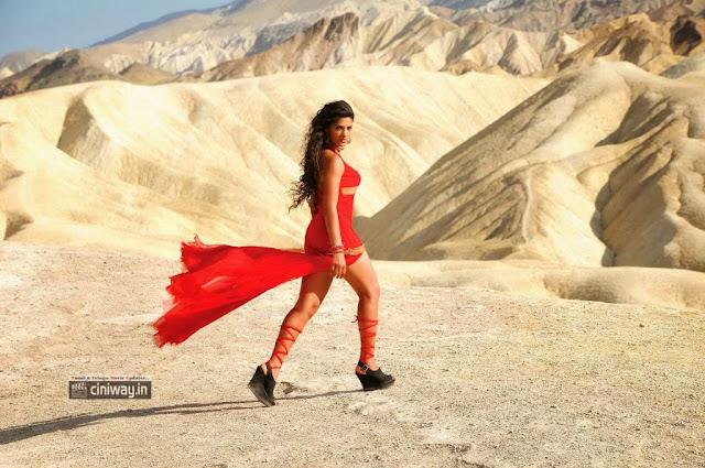 Rey Actress Saiyami Kher Stills