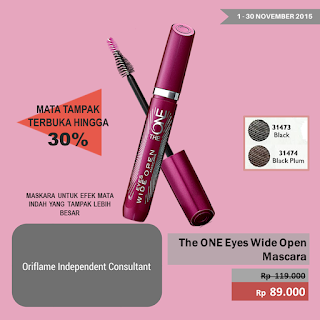 The One Wide Open Mascara