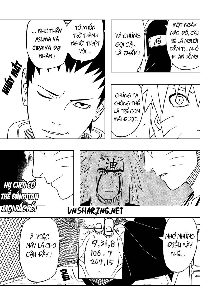Naruto chap 406 Trang 18 - Mangak.info