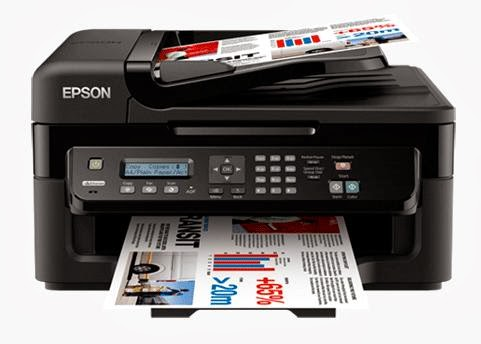 Epson WorkForce WF-2528 Drivers Download update