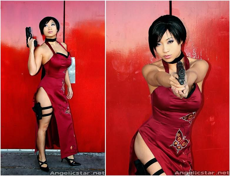 Resident Evil - Ada por Yaya Han