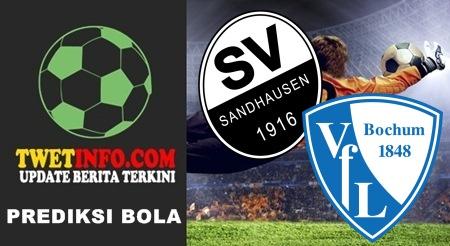 Prediksi Sandhausen vs Bochum, 2 Bundesliga 11-09-2015