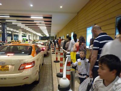Taxis Dubai