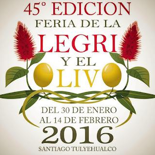 feria de la alegría y el olivo 2016 tulyehualco