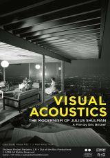 """Carátula del DVD: """"Acústica visual: la modernidad de Julius Shulman"""""""