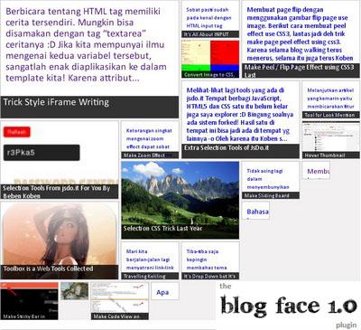 Blog-Face