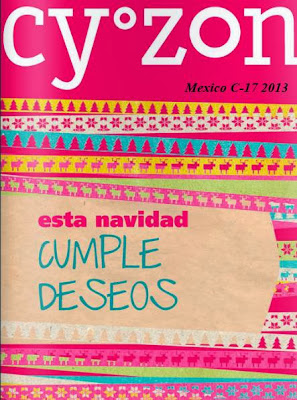 catalogo cyzone campaña 17 2013 MX