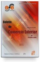Boletín de Comercio Exterior de Castilla y León