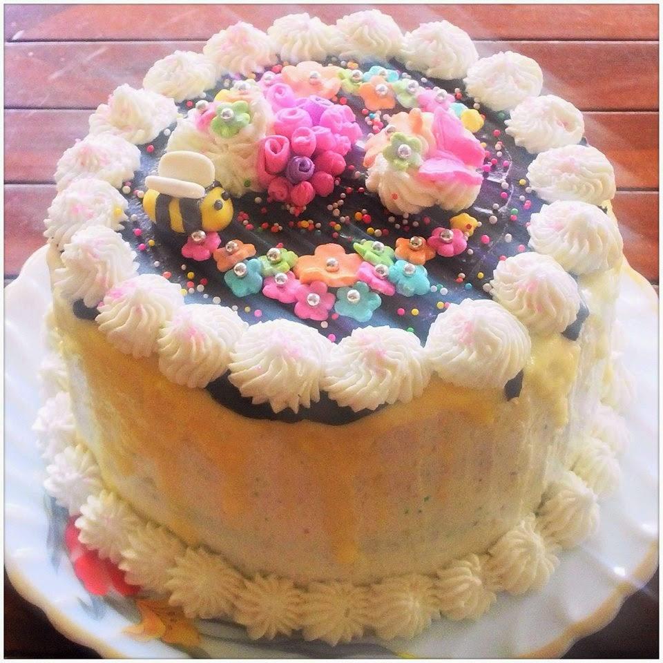 JELAJAH RESEP BUNDA RAINBOW CAKE KUKUS LEMBUT DAN ENAK