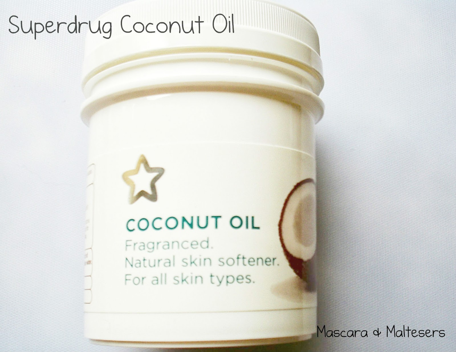 Superdrug Coconut Oil For Hair Review