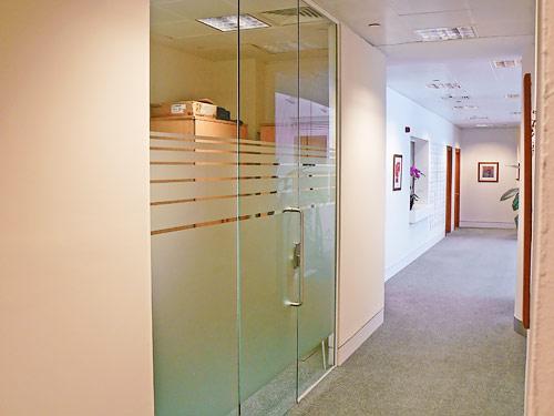Glass Door Aluminium Door Tempered Glass Door Glass