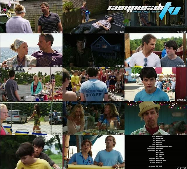 El Camino de Vuelta DVDRip Latino