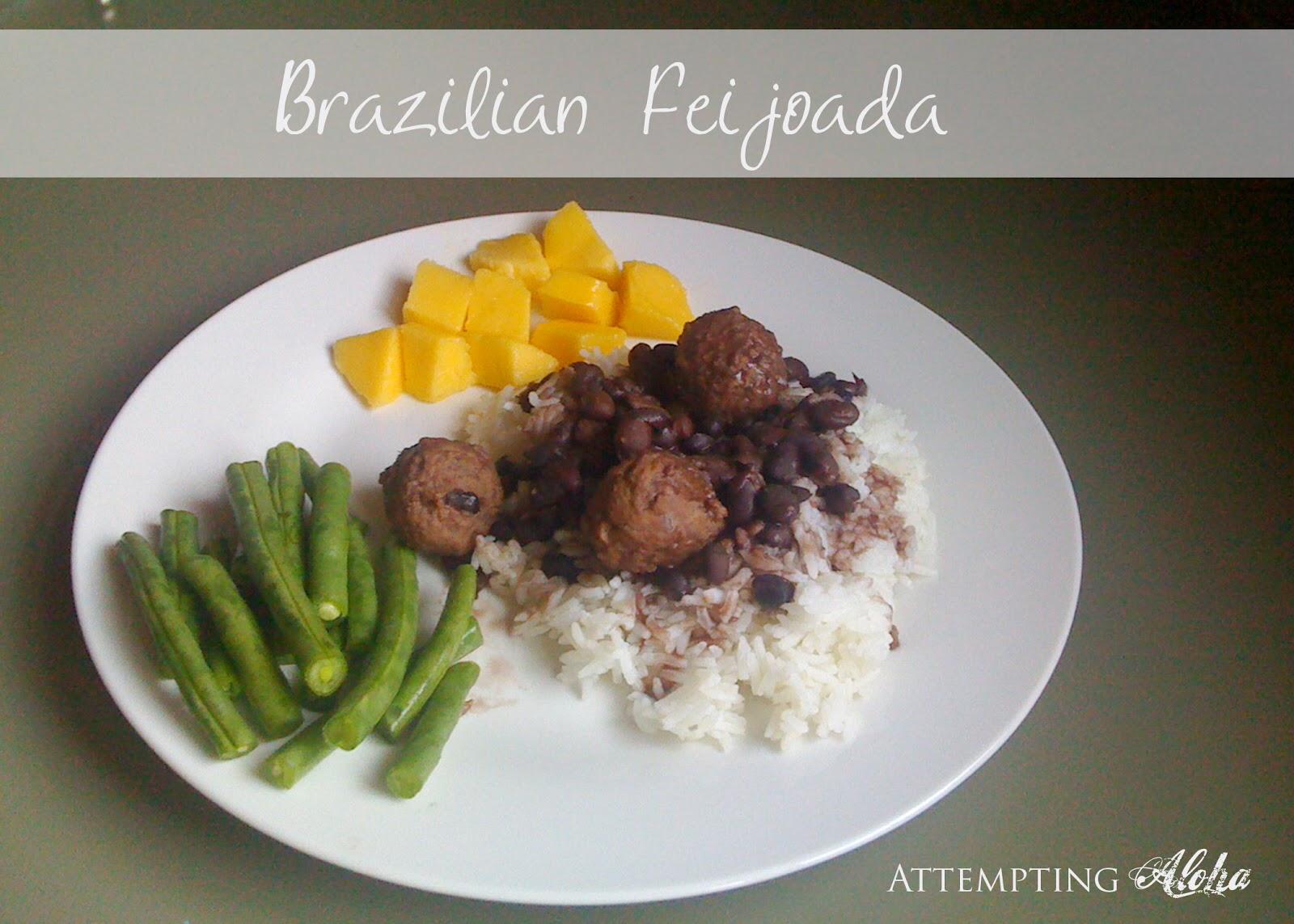 Feijoada (Brazilian Rice And Beans) Recipes — Dishmaps